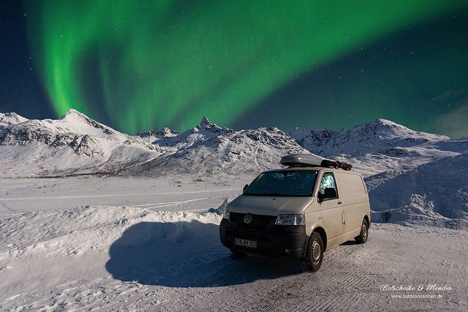 Winter Roadtrip Skandinavien